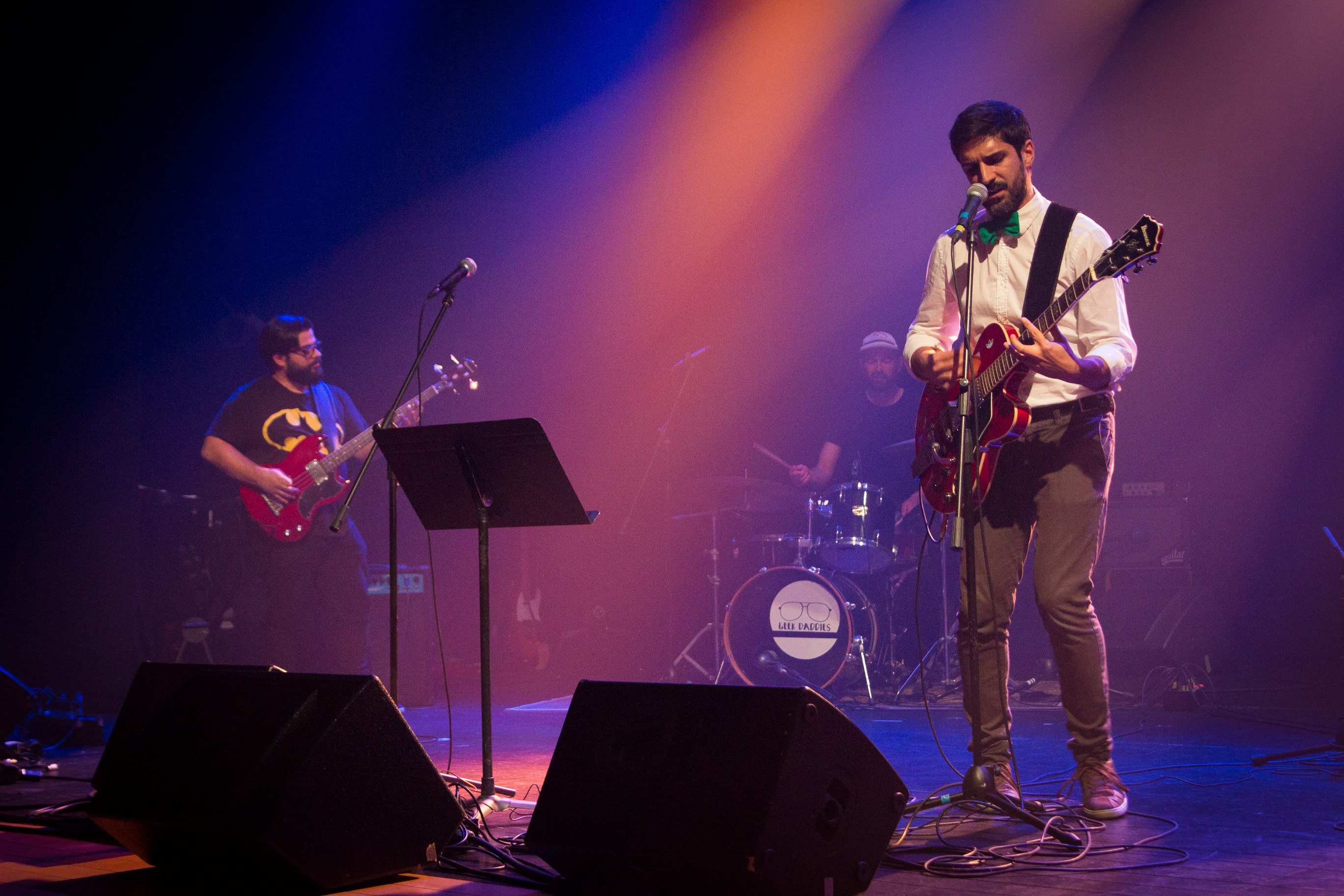 Geek Daddies_clap your hands say fest 2019_ leiria_teatro josé lúcio_ til magazine