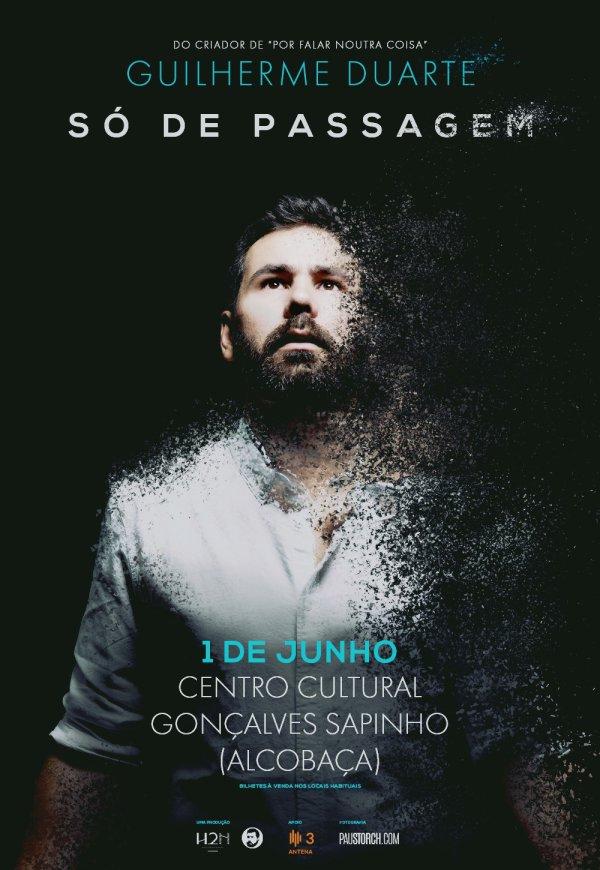 Guilherme Duarte_Só de Passagem_Benedita_stand up comedy_til magazine