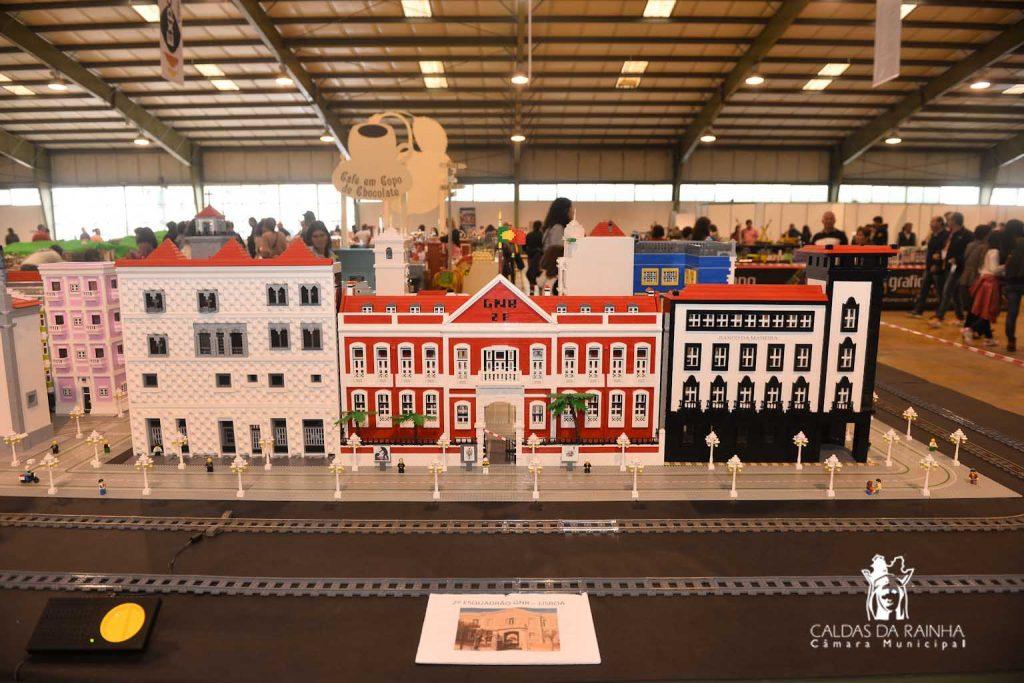 exposição LEGO Caldas da Rainha