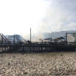Incêndio Old Beach