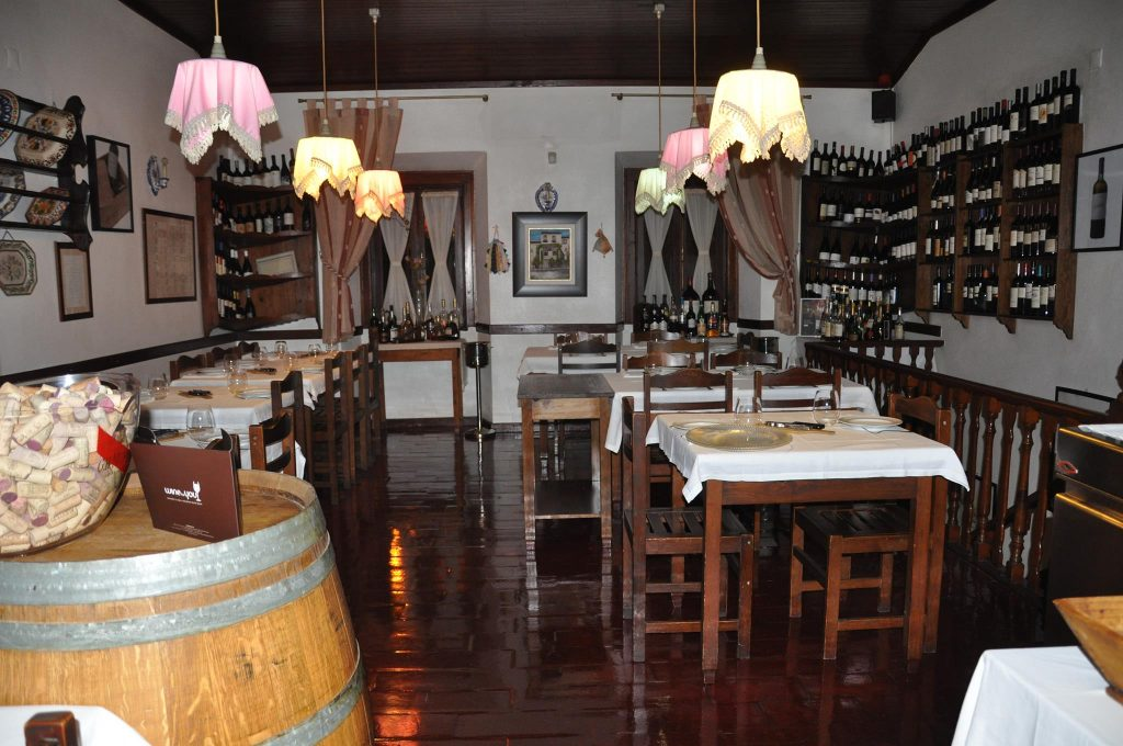 restaurante casinha velha leiria