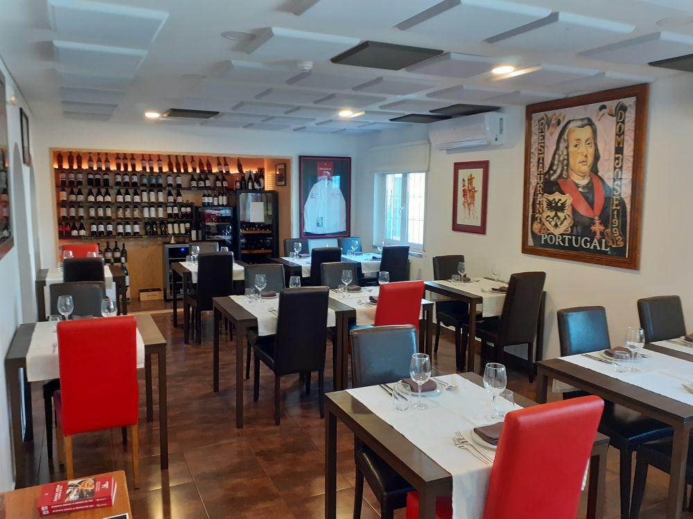 Restaurante D. José Bombarral