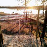 baloiço lagoa da ervideira