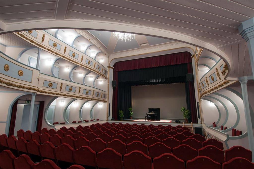 teatros distrito leiria