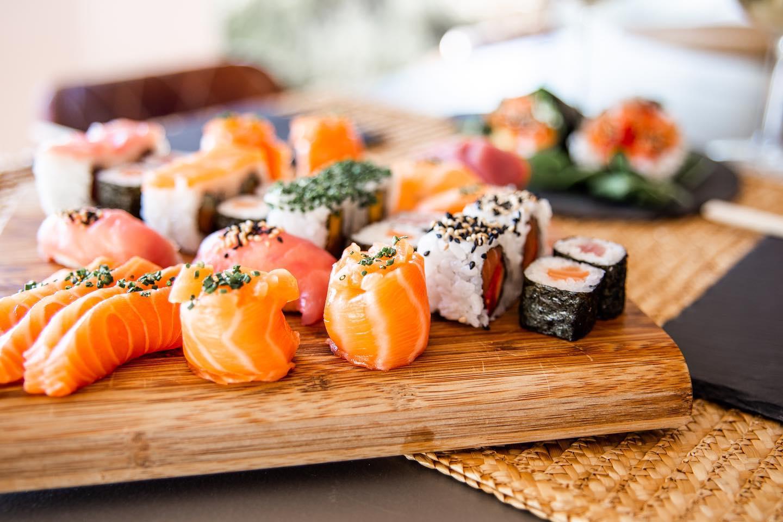just sushi leiria
